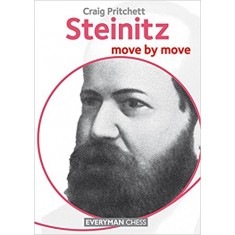 Steinitz: Move by Move
